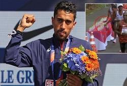 """VĐV marathon Pháp lên tiếng về sự cố """"gạt đổ nhiều chai nước"""" ở Olympic Tokyo"""