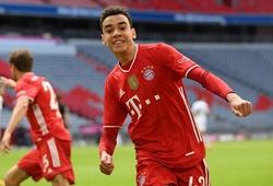 Sao trẻ Bayern Munich đi vào lịch sử Bundesliga bằng cú đúp
