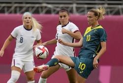 Tuyển Mỹ gây thất vọng dù lọt vào tứ kết bóng đá nữ Olympic 2021