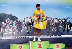 Kết thúc giải đua xe đạp Nam Kỳ khởi nghĩa: Đăng Khoa xuất sắc giành cú đúp áo vàng – xanh