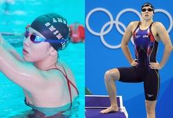 """""""Tiên cá"""" Ánh Viên đụng kỷ lục gia thế giới ở vòng loại 200m tự do Olympic 2021"""