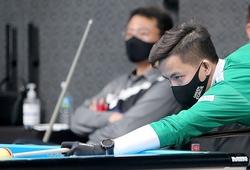 """Phương Linh tạo """"siêu phẩm"""" giúp Green Force toàn thắng PBA Team League Round 2021/2022"""