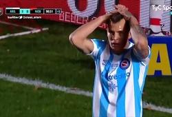Tiền đạo Argentina có pha bỏ lỡ ghi bàn tồi tệ nhất năm 2021