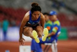 """Người đẹp nhảy xa 3 bước Thái Lan dẫn đầu """"thông số vàng"""" trước SEA Games 31"""