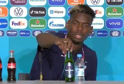 """Sau khi Ronaldo """"dìm hàng"""" Coca-Cola, tới lượt Paul Pogba cho Heineken bay màu"""