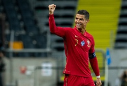 Ronaldo, Ramos dẫn đầu top chơi nhiều trận nhất trước thềm Euro 2021