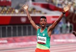 Chàng trai Ethiopia đánh bại nhà vô địch thế giới, đòi lại vị thế chạy 10000m Olympic