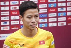Đội trưởng Quế Ngọc Hải chia sẻ thật lòng về các tuyển thủ trẻ
