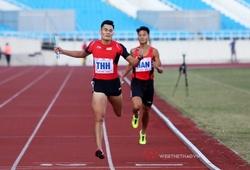 Quách Công Lịch, Quách Thị Lan và Nguyễn Thị Oanh gặt vàng trong ngày đầu tiên giải điền kinh VĐQG 2020
