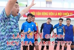 Đội tuyển bóng chuyền nam Việt Nam cần làm gì để hiện thực hóa giấc mơ vàng SEA Games 31