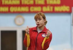 Hot girl cử tạ Hồng Thanh trải lòng khi không được về quê ăn tết