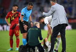 EURO 2021 chứng kiến tỷ lệ chấn thương đáng sợ