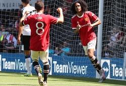Tahith Chong ghi bàn thắng đầu tiên cho MU ở mùa giải mới