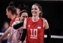 Top VĐV ghi điểm nhiều nhất bóng chuyền nữ Olympic sau loạt trận thứ 4
