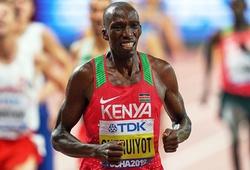 Nhà vô địch thế giới chạy 1500m bị loại sốc ở cuộc thi tuyển chọn Olympic