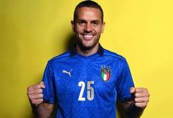 Người Brazil gây bất ngờ trong đội hình Italia dự EURO 2021