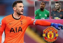 MU có thể đưa thủ môn Tottenham về thay thế De Gea