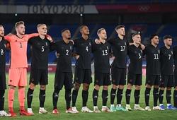 Cục diện bóng đá nam Olympic 2021: Đức và Argentina nguy khốn