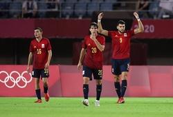 Tiền đạo U23 Tây Ban Nha ghi bàn sau 58 giây ở lần chạm bóng đầu tiên