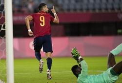 Rafa Mir lập hat-trick khó tin đưa U23 Tây Ban Nha vào bán kết Oympic