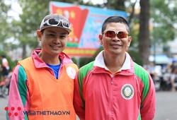"""HLV xe đạp Trịnh Phát Đạt kỳ vọng lớn """"nữ hoàng"""" leo đèo Kim Anh"""