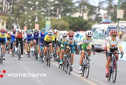 Lan Phương về nhất chặng 9 giải xe đạp nữ Biwase Cúp 2021