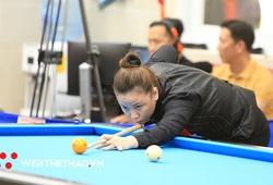"""Nhà vô địch giải billiards carom 3 băng nữ đầu tiên ở Việt Nam: """"Tôi muốn thử sức sân chơi thế giới"""""""