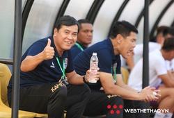 """""""Ê-kip"""" HLV Nguyễn Thanh Sơn, GĐKT Đặng Trần Chỉnh dẫn dắt Bình Dương"""