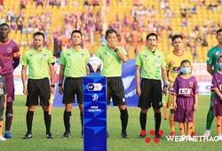 Nhìn thẳng công tác trọng tài V.League 2021: Còn nhiều hạn chế!