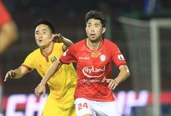Khoảnh khắc Lee Nguyễn tái xuất V.League sau tròn 1 thập kỷ