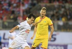 Vòng 7 V.League 2021: Tăng tốc cuộc đua Top 6