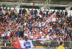 V.League 2021 trở lại và tín hiệu tích cực từ khán đài