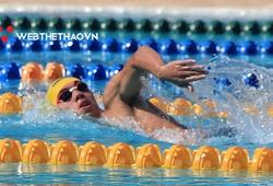 Kình ngư trẻ Duy Khoa sánh ngang Huy Hoàng ở Giải bơi lặn Cúp QG 2020