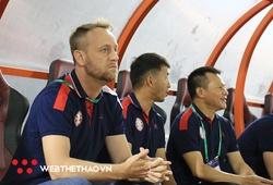 """HLV đội TP HCM """"dằn mặt"""" trọng tài trước trận gặp HAGL"""
