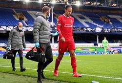 Van Dijk bất đồng với Klopp về thời gian bình phục chấn thương