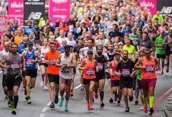 Giải bán marathon 12.000 người diễn ra giữa mùa dịch COVID-19