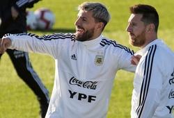 Aguero gây sốc tính rời Barca sau khi Messi ra đi