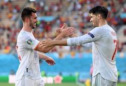 Morata lập siêu phẩm cho Tây Ban Nha sau khi bị chê tơi bời