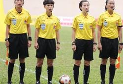 Hai trọng tài nữ Việt Nam có thể dự VCK World Cup 2023