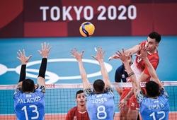 Ngược dòng ngoạn mục, bóng chuyền nam Argentina nuôi hi vọng vào tứ kết Olympic