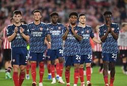 Arsenal lặp lại kết cục đau khổ sau 6 năm ở Ngoại hạng Anh