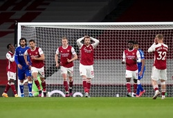 Arsenal thua sân nhà nhiều chưa từng thấy sau gần 20 năm