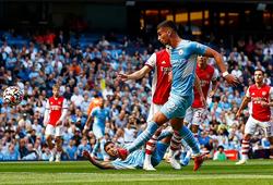 10 thống kê tủi hổ của Arsenal sau khi thua Man City