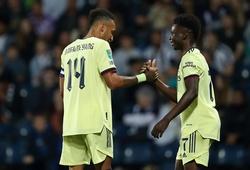 Aubameyang lập hat-trick, Odegaard kiến tạo điệu nghệ cho Arsenal