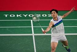 Kết quả cầu lông Olympic mới nhất: Số 1 thế giới Momota thắng, chúc Tiến Minh may mắn