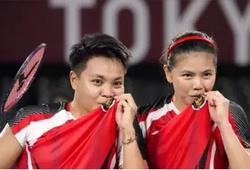 Đôi nữ Indonesia vô địch Olympic: Truyền thuyết về cuộc tái sinh