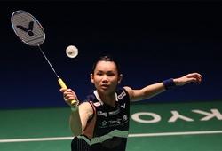 Cầu lông Olympic Tokyo: Nguyễn Thùy Linh phải một mất, một còn với thần tượng Tai Tzu-ying
