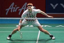 Đối thủ của Nguyễn Tiến Minh ở cầu lông Olympic Tokyo 2021: Anders Antonsen luôn nhắm tới ngôi vô địch
