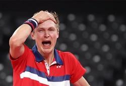 Cầu lông Olympic: Axelsen - chiến thắng vang tới Hoàng gia