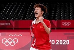 Kết quả cầu lông Olympic mới nhất: Chen Yufei thắng Tai Tzu-ying